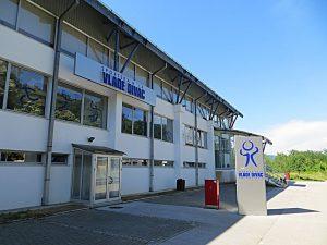 Športni center Vlade Divac bo prizorišče bojev za Slovenijo