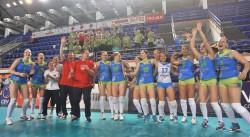Slovenke so se na zadnjem prvenstvu veselile uvrstitve na svetovno prvenstvo