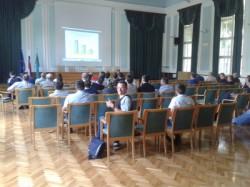 Licenčni seminar A liste v Novi Gorici