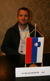 Bernard Valentar bo vodil derbi 1/15 pokala Challenge v Istanbulu