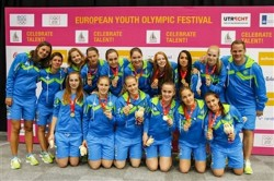 Slovenska ženska ekipa bo branila zlato na Madžarskem