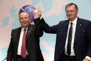 Meyer in Boričić sta bila kandidata za predsednika CEV