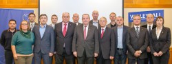 Slovenija gostiteljica zaključnega turnirja evropske lige za moške