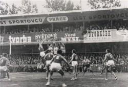Prvi naslov so leta 1949 osvojili igralci Sovjetske zveze