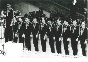 Sovjetska zveza zmagovalka moškega olimpijskega turnirja v Tokiju