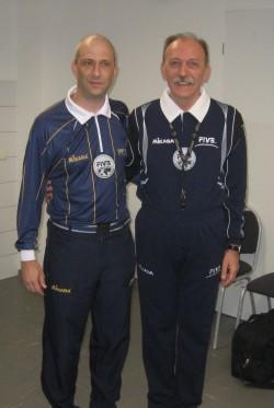 Drago Čuk (desno)