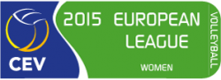 LOGO evropska liga za ženske 2015