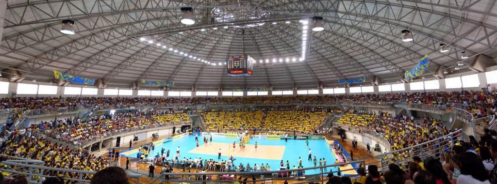 Dvorana, kjer bo potekalo moško U23 svetovno prvenstvo
