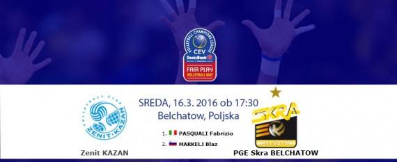kazan vs belchatow 16.3.2016 Markelj b