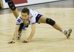 Igralno mesto - LIBERO (prosti igralec), Foto: Matic Klanšek Velej, /Sportida, Sportida