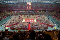 Na evropskem prvenstvu 2017 se obeta ponovitev spektakla na stadionu v Varšavi