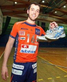Angel Perez je pred leti nastopal za ACH Volley